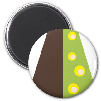 FBootsAUmP14 2 Inch Round Magnet