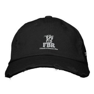 FBR Distressed Baseball Cap