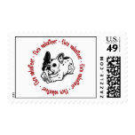 FBRN Volunteer Logo Postage Stamps