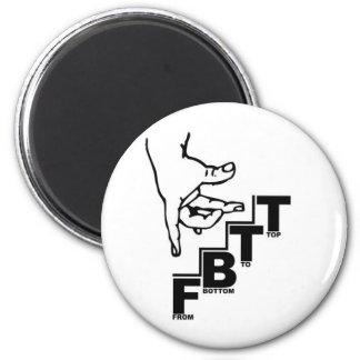 fbtt logo magnet