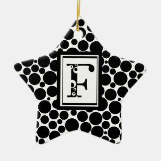 Fbubble Ceramic Ornament