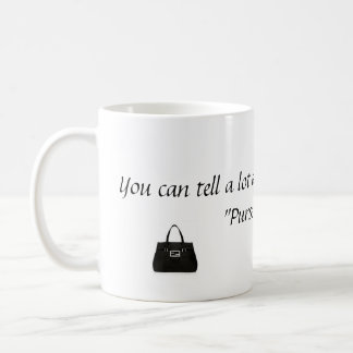 fc03d_fe_11673171_black_h_pu, You can tell a lo... Classic White Coffee Mug