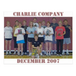 FCBC Charlie Post Cards