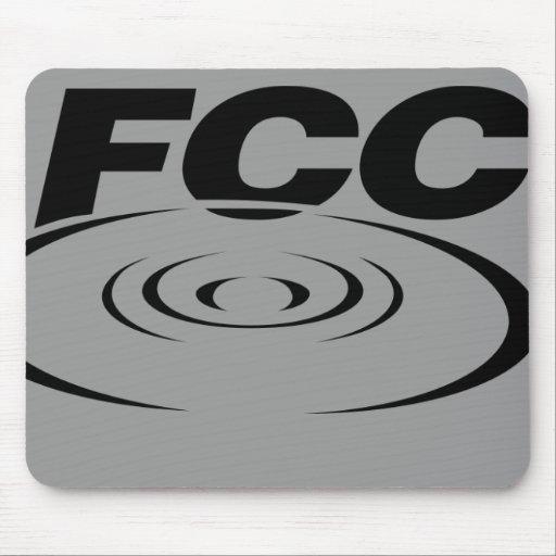 FCC Mouse Pad 2