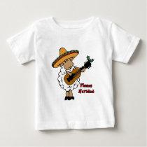 Fce Navidad Baby T-Shirt