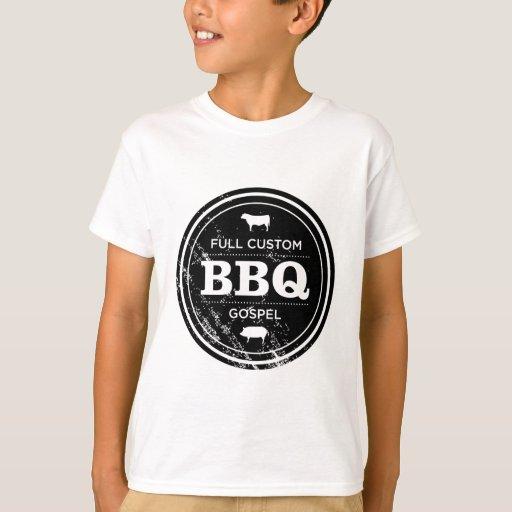 FCG-BBQ Kids Logo T T-Shirt