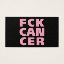 FCK cancer t-shirts