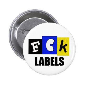 FCK Labels Button
