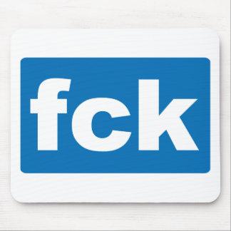 FCK MOUSE PAD