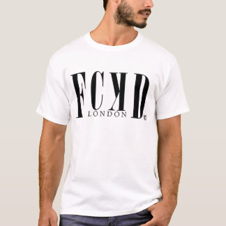 FCKD London Shirt