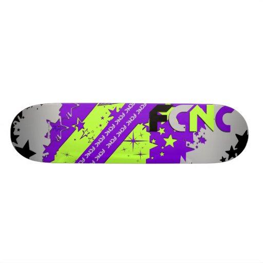 FCNC Swann Deck Skate Deck