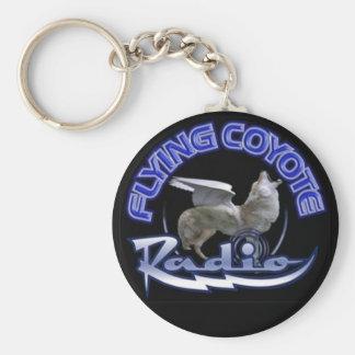 FCR-Radio Logo Basic Round Button Keychain