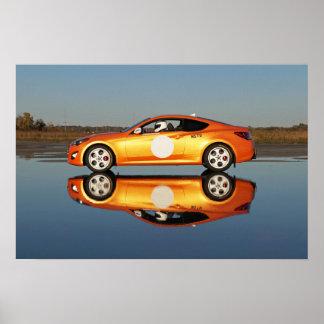 FCTC watermark-free poster - Hyundai Genesis Coupe
