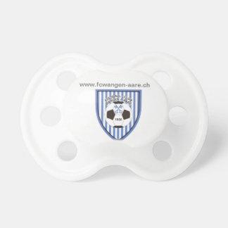 FCW pacificador - FC mejillas a de las Aare Chupete De Bebé
