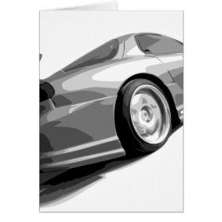 FD3S RX7 CARD