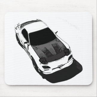 FD3S v2 Mouse Pad