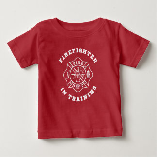 FD Firefighter in Training Kids T-Shirt