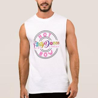 FD Hot Now Sleeveless Sleeveless Shirt
