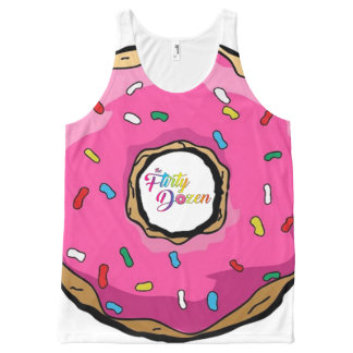 FD Ultimate Tank All-Over Print Tank Top