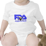 FDA Approved Baby Bodysuits