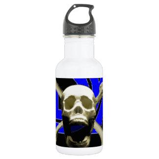 FDA Approved (Black) 18oz Water Bottle