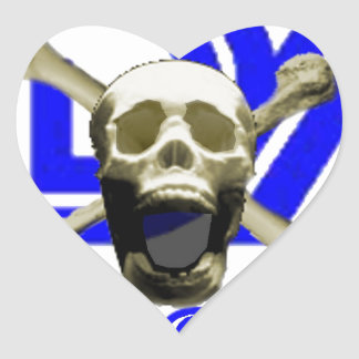 FDA Approved Heart Sticker