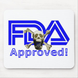 FDA Approved Mouse Pad