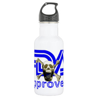 FDA Approved 18oz Water Bottle
