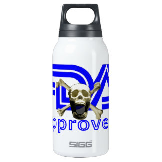 FDA Approved 10 Oz Insulated SIGG Thermos Water Bottle