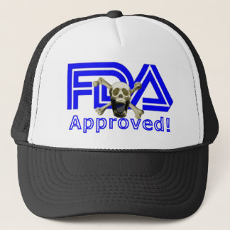 FDA Approved Trucker Hat