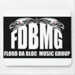 FDBMG LOGO MOUSE PAD