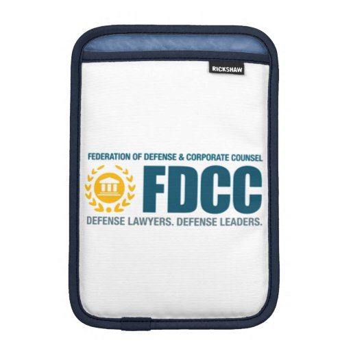 FDCC iPad MINI SLEEVE