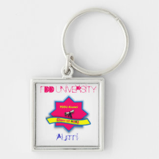 FDD University Merchandise Keychains