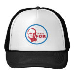 FDR BUTTON TRUCKER HAT