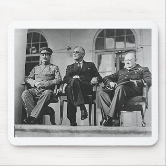 fdr_churchill_stalin_2 mouse pad