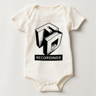 FDR dirty white logo! Baby Bodysuit