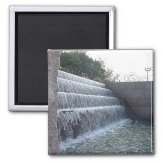 fdr fountain 2 inch square magnet