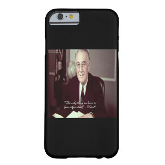 FDR & Nothing To Fear Quote Smartphone Case