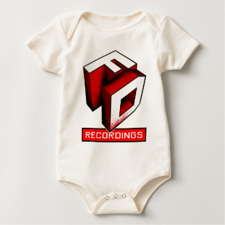 FDR Red logo! Baby Bodysuit
