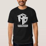 FDR White logo! Shirt