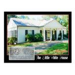 FDR's Little White House, Warm Springs, GA Postcard