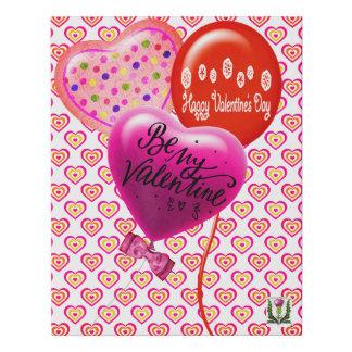 FD's Happy Valentine's Day Artwork 53086A6 Faux Canvas Print