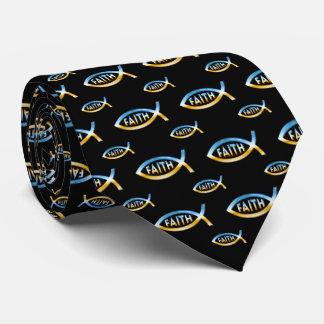 Fe cristiana de los pescados el | corbata