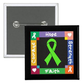 Fe de la fuerza de la esperanza del linfoma