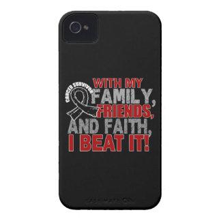 Fe de los amigos de la familia del superviviente iPhone 4 Case-Mate protector