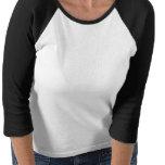 Fe del amor de la esperanza del cáncer de cuello d camiseta