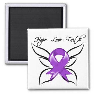 Fe del amor de la esperanza del cáncer del ESENCIA Imanes