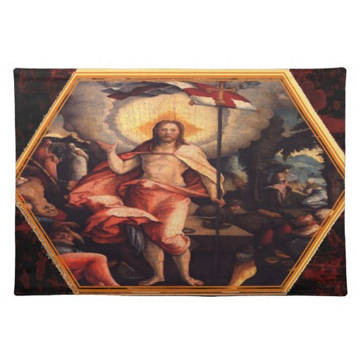 FE DEL JESUCRISTO MANTELES
