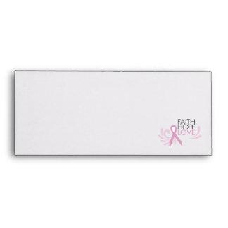 Fe, esperanza, amor - ayuda del cáncer de pecho sobre