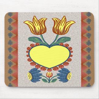 Fe, esperanza, caridad y amor - Mousepad